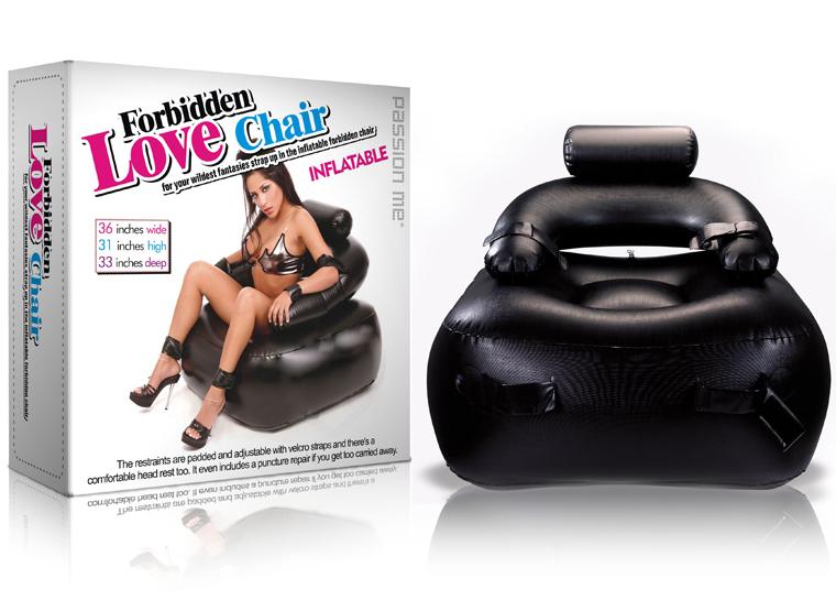 Fauteuil de soumission Love Chair