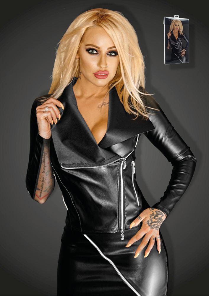 Veste Clubwear Snobbish F123