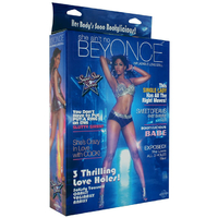 Poupée gonflable Beyonce