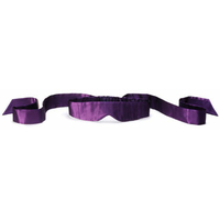 5000209000000-2 Bandeau pourpre en soie Intima Silk Blindfold
