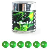 Boules Brésiliennes Shock Nature