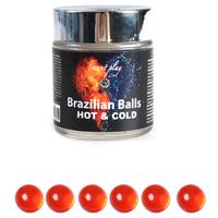 Boules Brésiliennes Effet Chaud - Froid  par 6