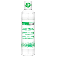 Lubrifiant et Massage Waterglide Aloe Vera 300 ml