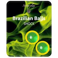 Boules Bresiliennes Shock Nature  par 2