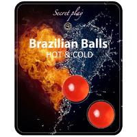 Boules Bresiliennes Effet Chaud - Froid par 2