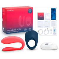 Coffret We-Vibe Sensations Unite et Pivot