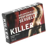 Killer performance sexuelle 4 fois 25 ml