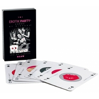 Jeu de Cartes Erotik Party