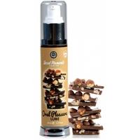 Lubrifiant Oral Pleasure Saveur Chocolat Noisette 50 ml