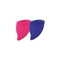 Coupe Menstruelle Fun Cup Explore Kit A et B par 2
