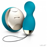 Oeuf rechargeable Télécommandé Hula Beads Bleu