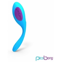 Oeuf Rechargeable Connecté Remoji Diver Egg Vibe Turquoise