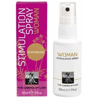 Spray Stimulant pour Clitoris Shiatsu - 50 ml