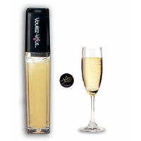 Gloss lumineux à effet chaud froid Vin pétillant - 10 ml