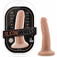 Gode Anal en Silicone Willy's - 14 cm