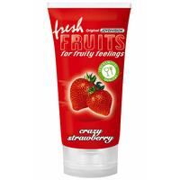 Lubrifiant comestible FreshFruits Fraise - 150 ml