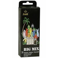 30 preservatifs fruités et texturés Amor Big Mix