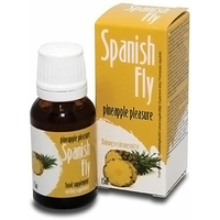 4300120000000 Stimulant Unisex Spanish Fly Ananas - 15 ml