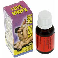 Stimulant Love Drops - 15 ml