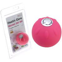 Boule vibrante rose Massager Golf Ball - 10 vitesses