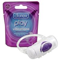 Anneau vibrant Durex Play Vibrations