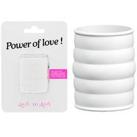 Anneau phosphorescent Power Of Love