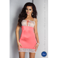 Nuisette Eve Chemise Rose S-M