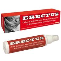 Crème activation pour pénis Erectus 100 ml