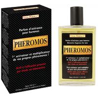 Parfum d'attirance pour homme Pheromos 100 ml