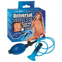Suceur de Tétons et de Clitoris vibrant Universal Sucker