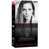 12 préservatifs L'Ultra Fin Clara Morgane