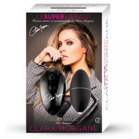 Oeuf Le Super Vibrant Noir Clara Morgane