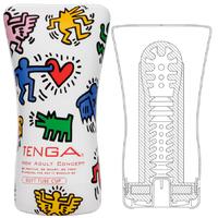 Masturbateur Tenga Keith Haring Soft Tube Cup