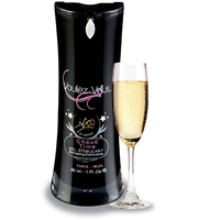 Gel Stimulant Chauffant Fraise Vin Pétillant 30 ml