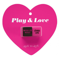 Jeu de Dés Play and Love