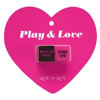 Jeu de Dés Play and Love