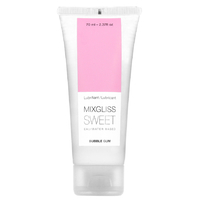Lubrifiant Mixgliss Sweet Bubble Gum 70 ml