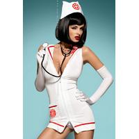 Robe Emergency Infirmière par Obsessive XXL
