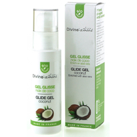 Gel Glisse Bio Noix de Coco 100 ml
