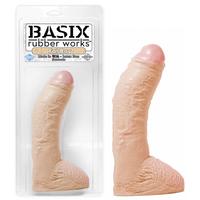 Gode extra large Basix Rubber Works Fat Boy