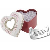 Mini Coeur d'amour Chaudes Soirées d'hiver FR-NL