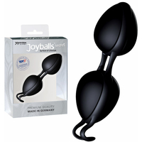 Boules Joyball Secret noir et noir