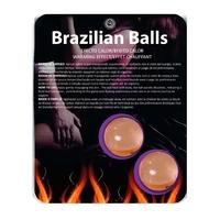 Boules Brésiliennes Effet Chaud par 2