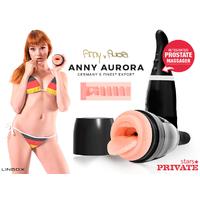 Masturbateur Anny Aurora Bouche - Private
