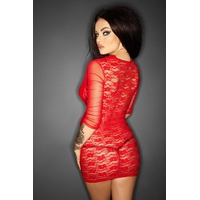 3500428000-Robe-Rouge-Flirty-F113R-1