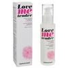 Huile de massage Love Me tender saveur Barbe à Papa 100 ml