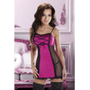 Nuisette et String Pinky L-XL