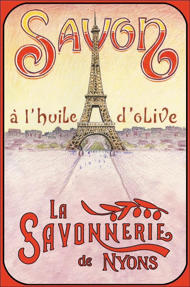 Magnet Tour Eiffel