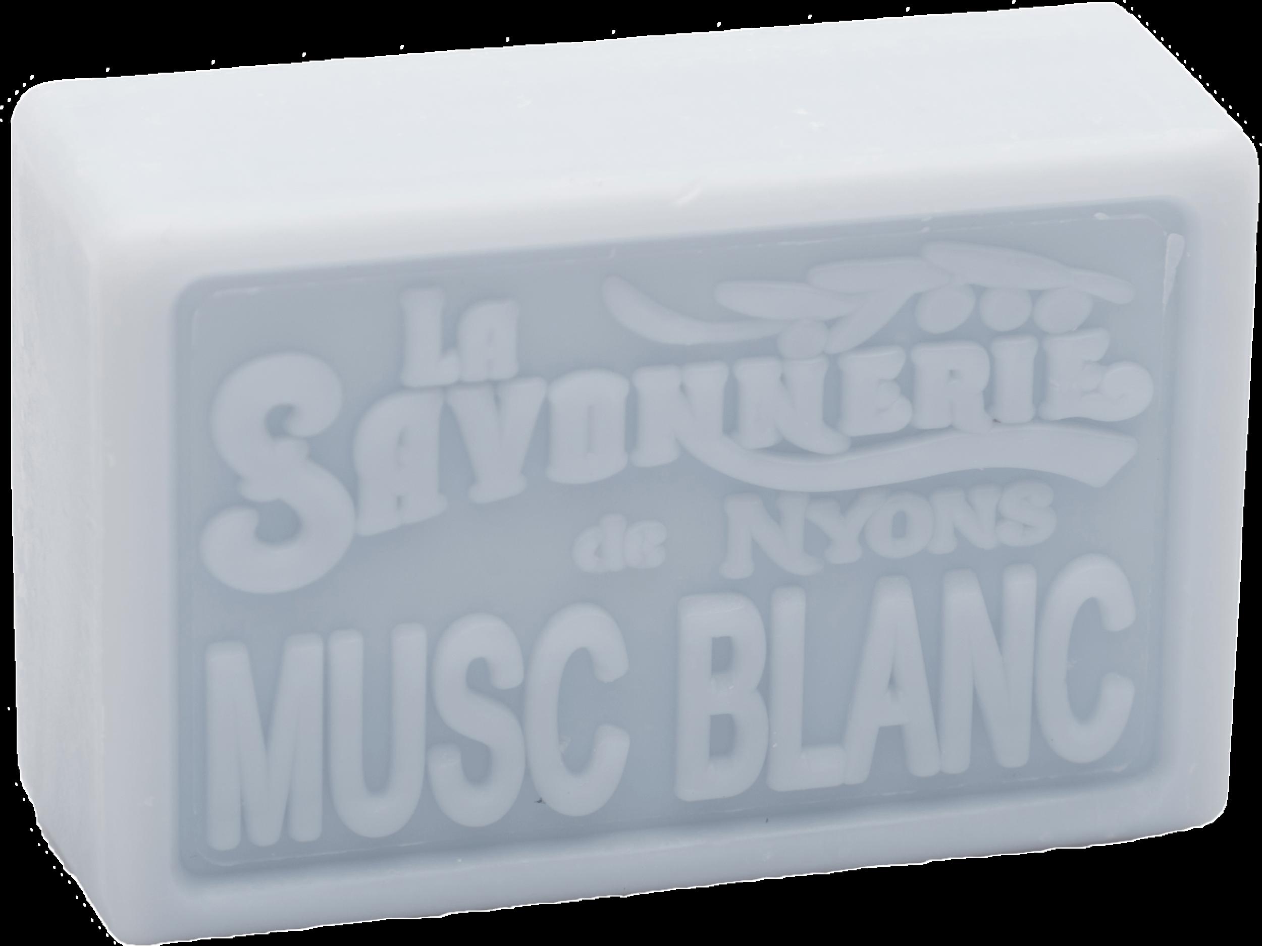 Savon Musc Blanc