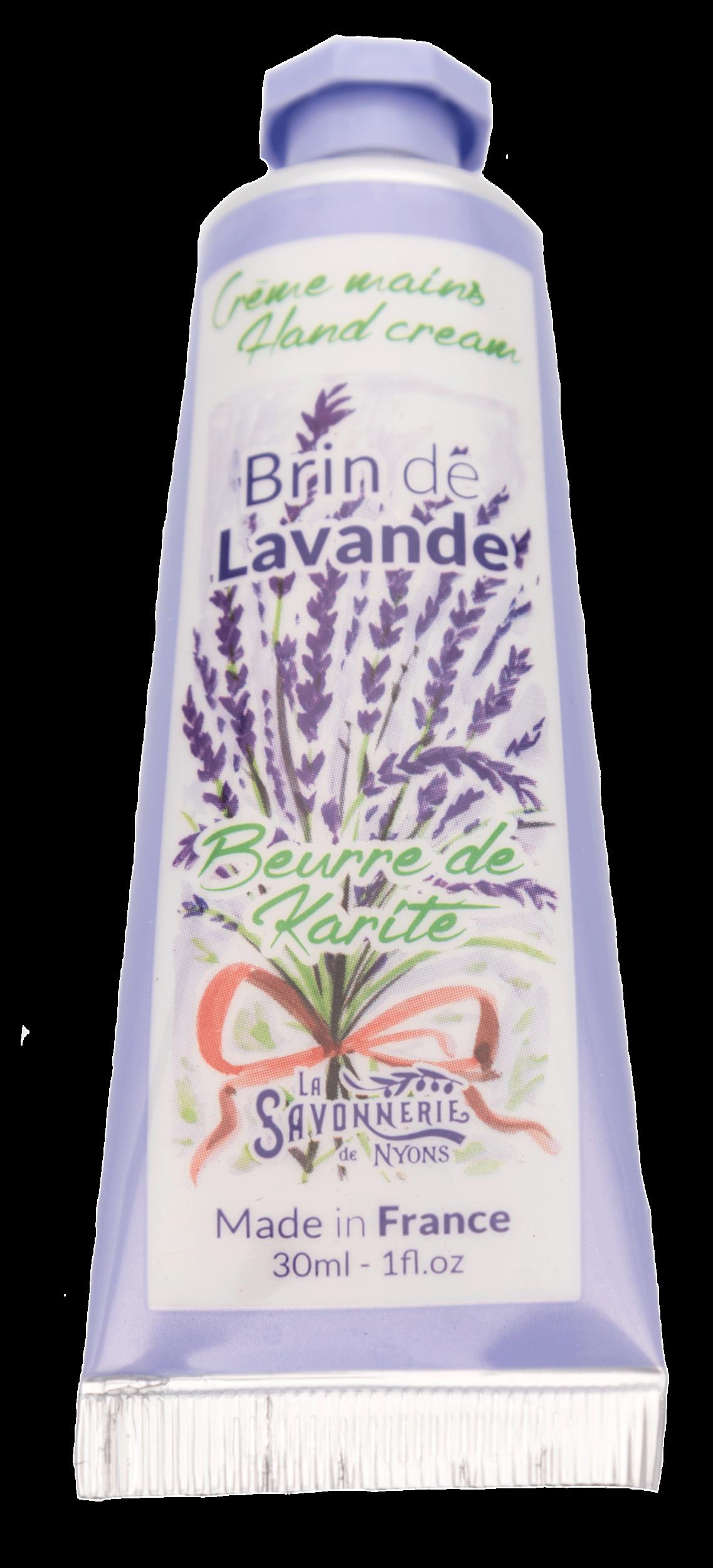 Crème Main Aquarelle Brin De Lavande